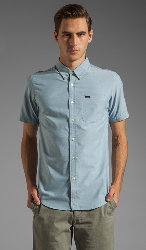 That'll Do Oxford S/S Shirt
