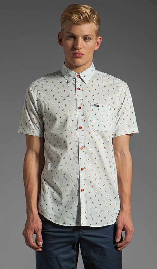 Avalon S/S Shirt