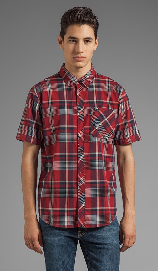 Nettle Short Sleeve Shirt