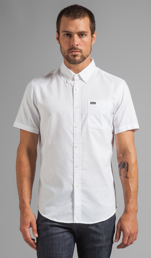 That'll Do Oxford S/S Shirt