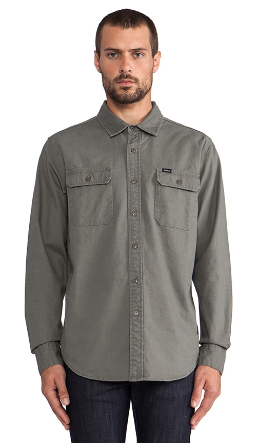 Highwayman Button Down