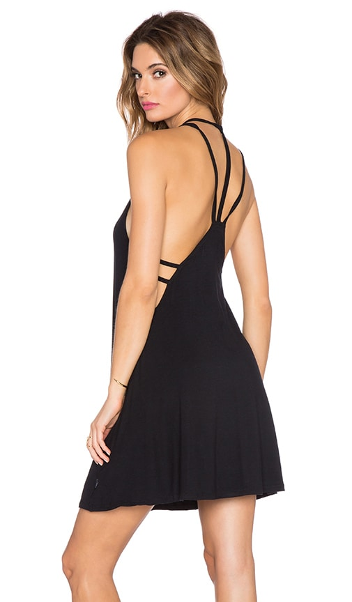 RVCA Sentori Dress in Black