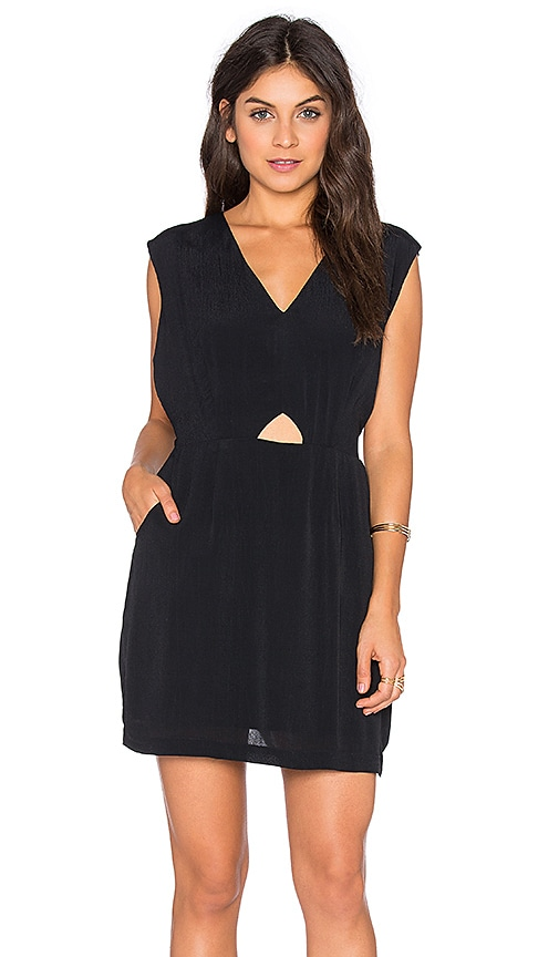 Meecrow V Neck Mini Dress