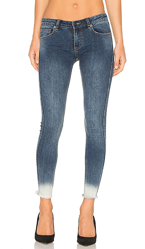 RVCA Lately Skinny Jean in Indigo