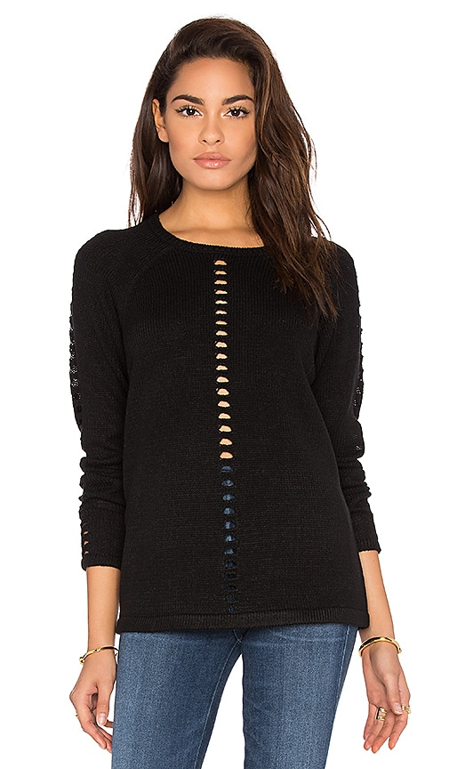 RVCA Claton Sweater in Black
