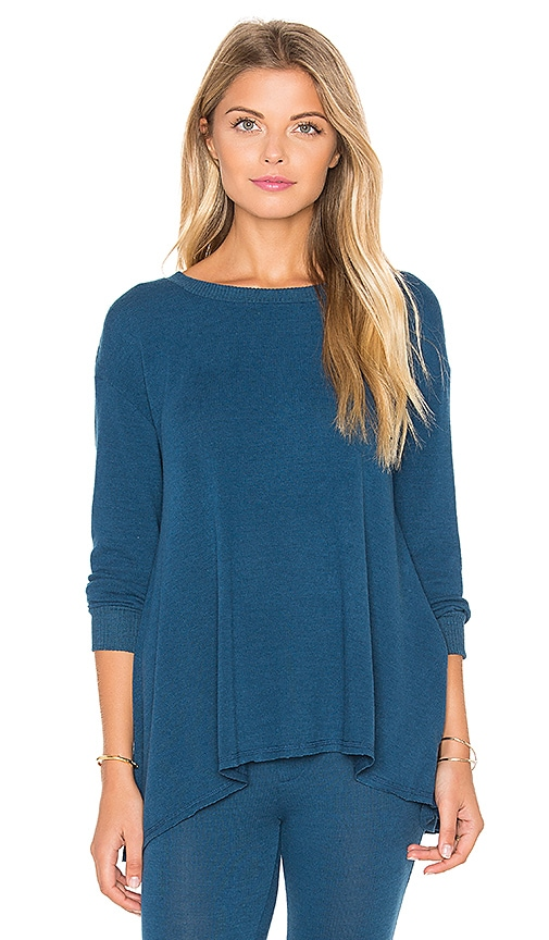 RVCA Newness Pullover in Blue
