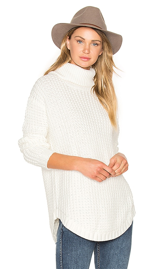 RVCA Esky Pullover in White