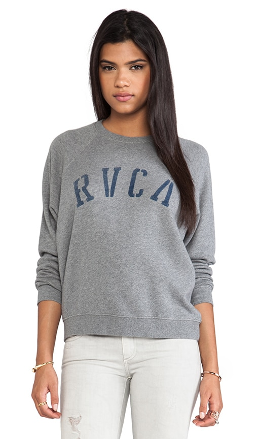 Department RVCA Sweatshirt