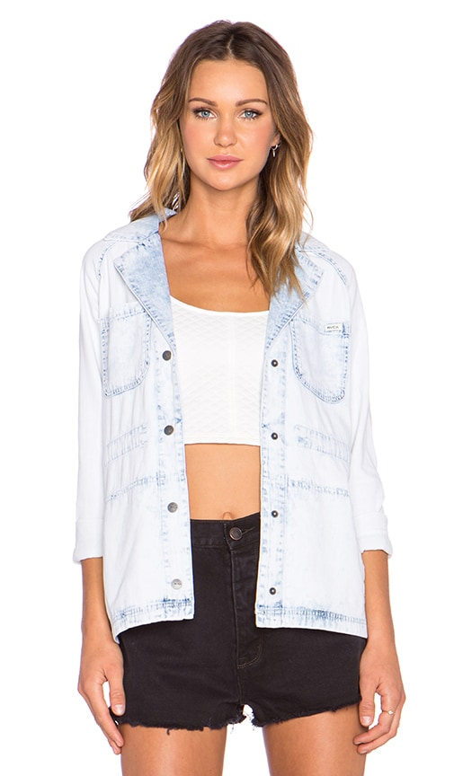 Bonfire Nights Denim Jacket