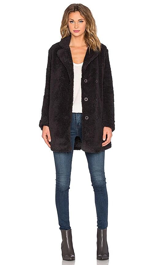 Warm Me Up Faux Fur Coat