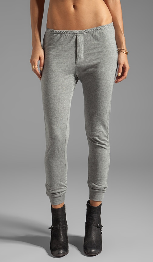 Sally Jersey Lounge Pant with Elastic Waistband