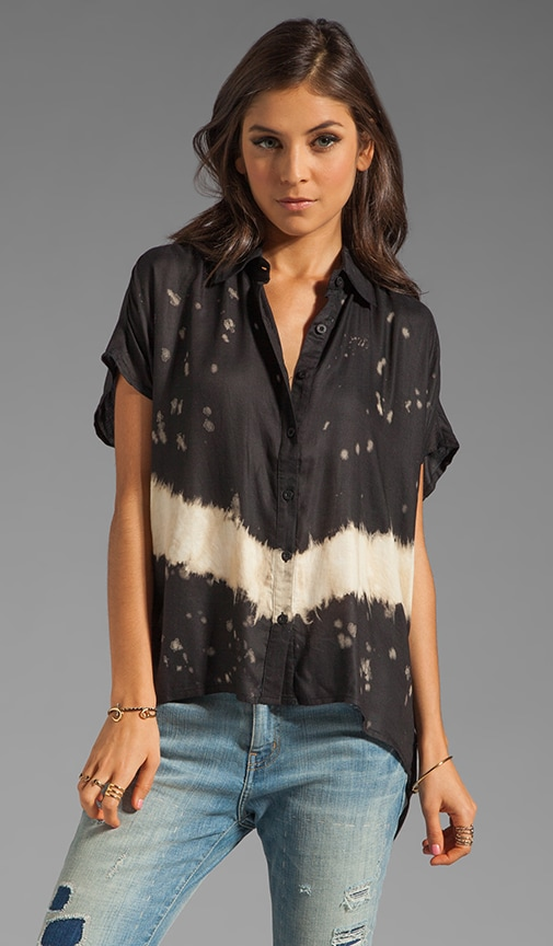 Canyon Shadow Button Down Tee