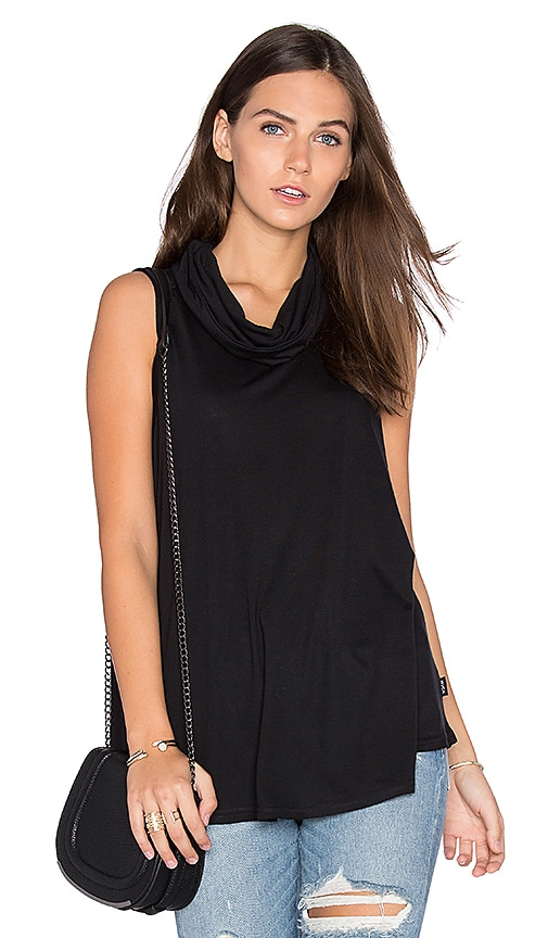 RVCA Closer Tank in Black