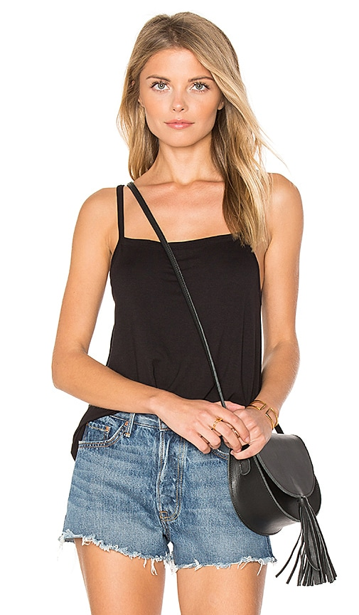 RVCA Clairion Tank in Black