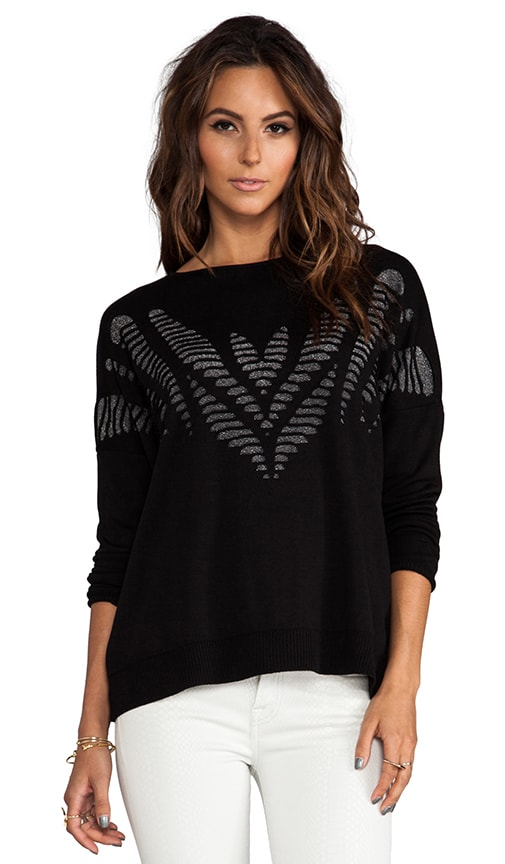 Cutout Illusion Sporty Top