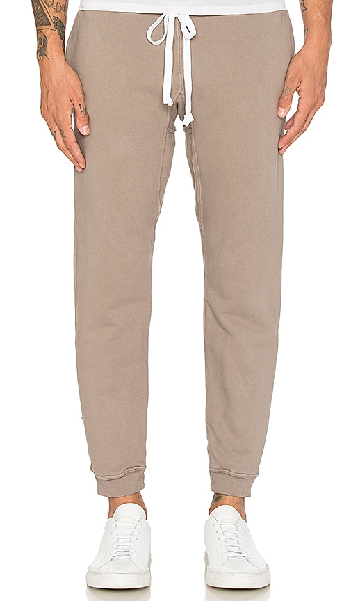 Rxmance French Terry Sweatpant in Grey