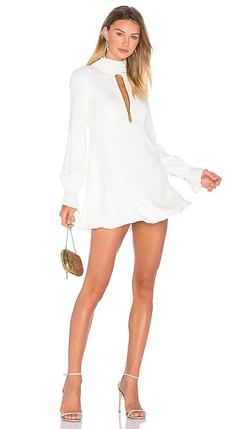 RACHEL ZOE Kassidy Dress in White