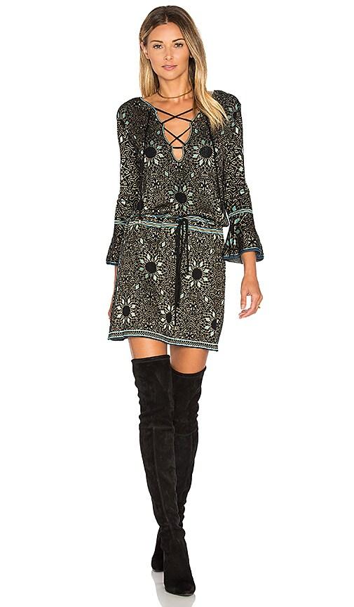 RACHEL ZOE Tenley Dress in Black