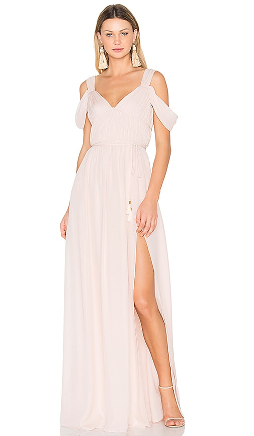 RACHEL ZOE Colleen Dress in Pink
