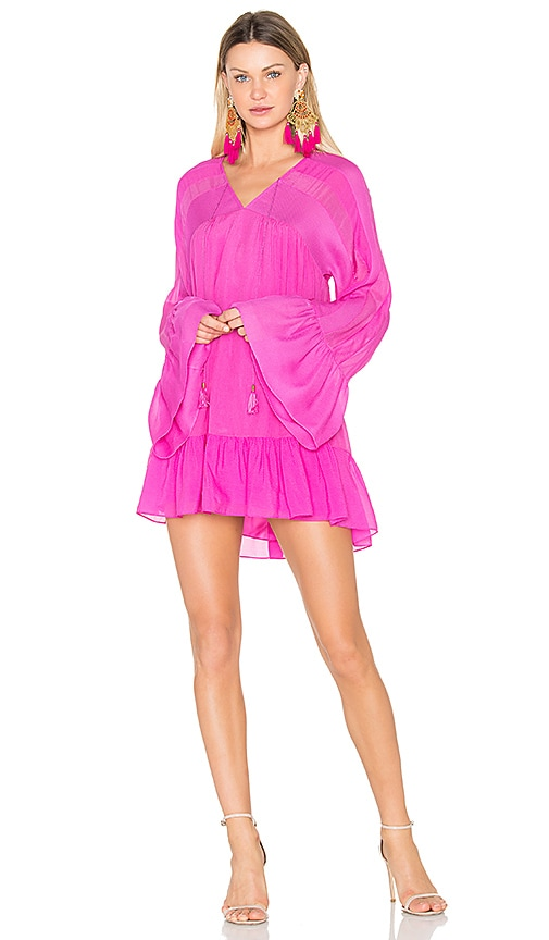 RACHEL ZOE Anita Dress in Pink