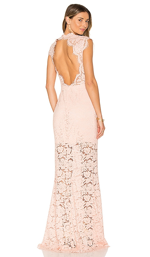 RACHEL ZOE Estelle Dress in Pink
