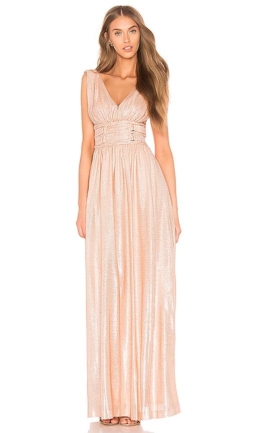 RACHEL ZOE Madison Dress in Pink