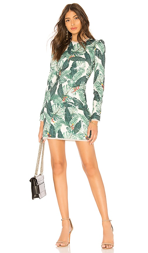 RACHEL ZOE Amelia Dress in Green