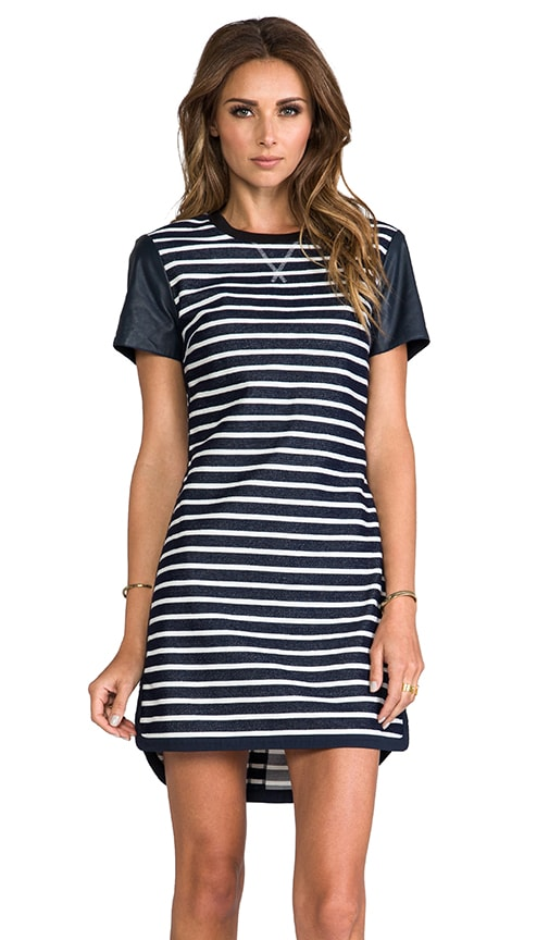 Warren Striped Dress