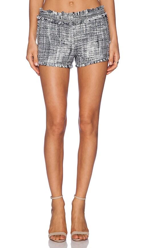 Leti Fringed Shorts
