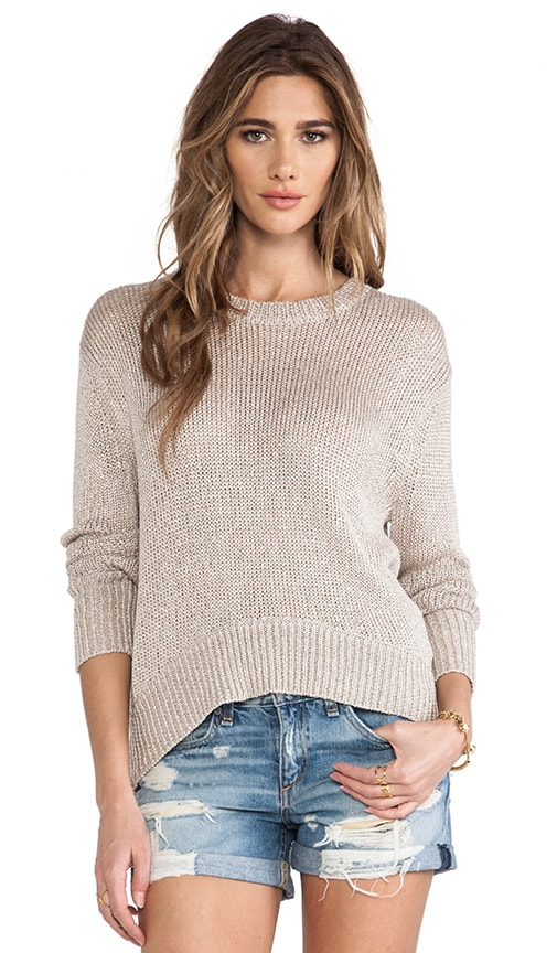 Soho Dropped Shoulder Sweater