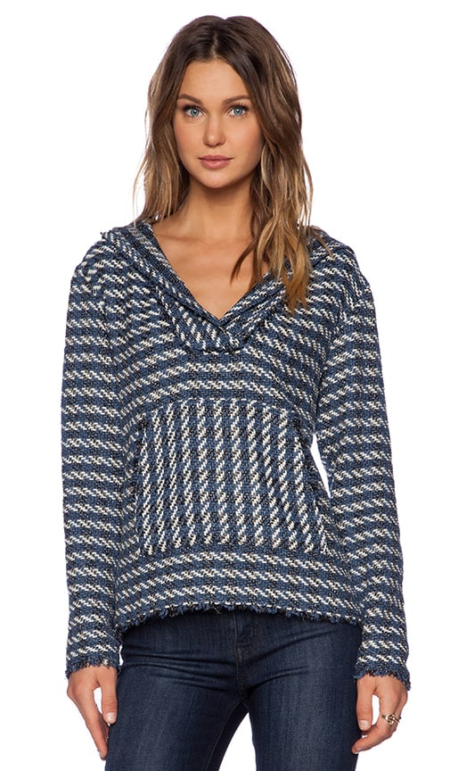 Olive Hooded Sweatshirt