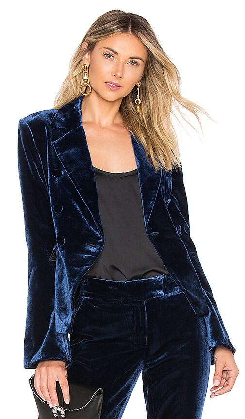 Gorgeous velvet blazer