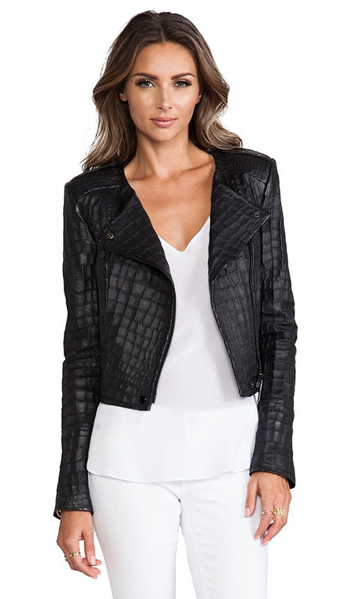 Everett Cropped Jacket