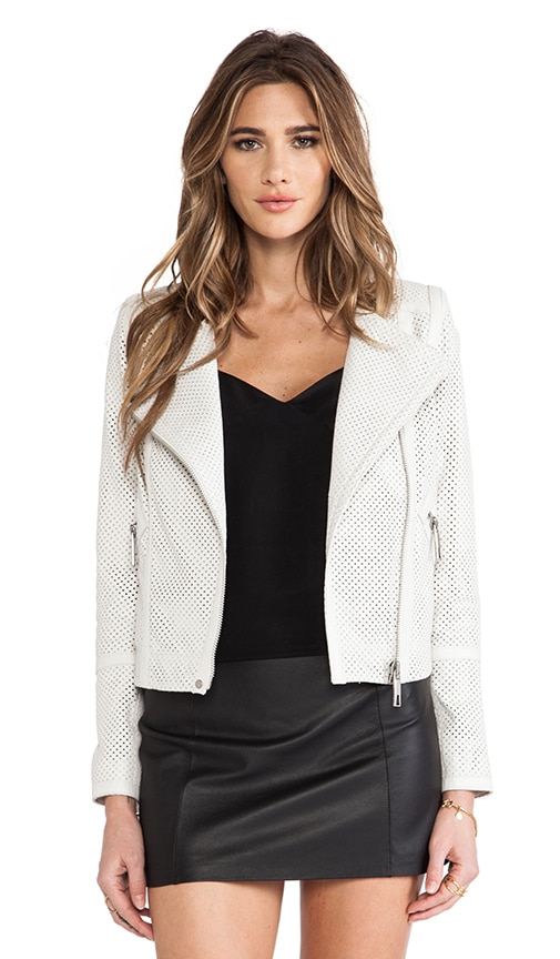 Avery Banded Crop Jacket