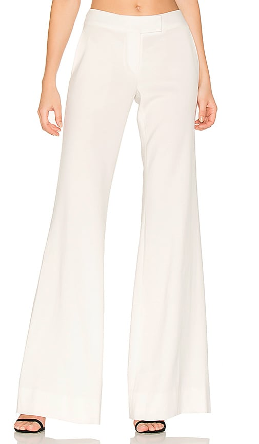 RACHEL ZOE Kylie Pants in Ivory
