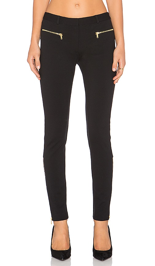 RACHEL ZOE Sab Pant in Black