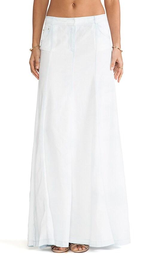Amelia Flared Maxi Skirt