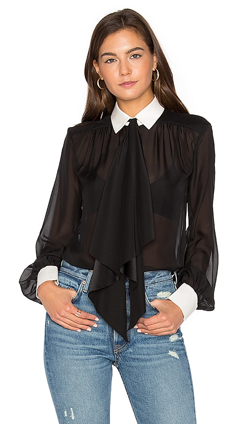 Bex Silk Blouse