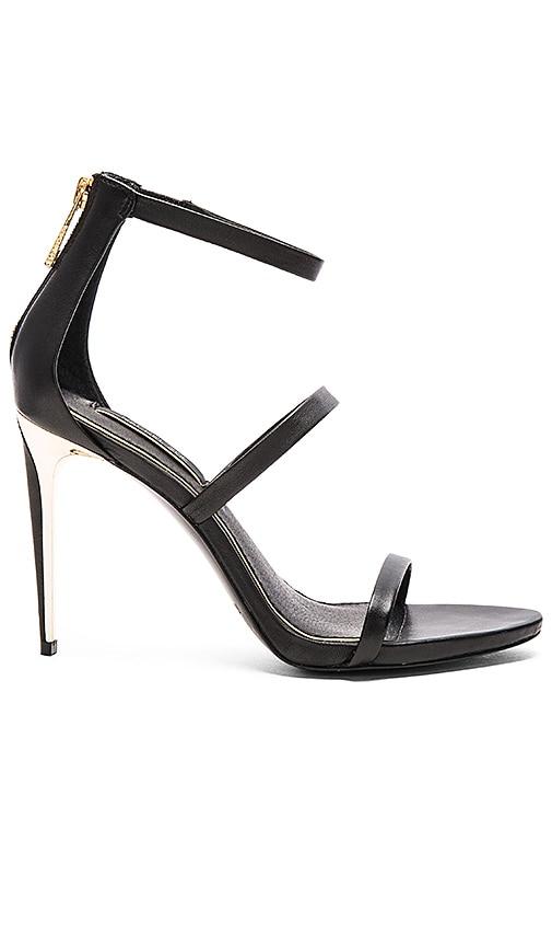 RACHEL ZOE Viv Heel in Black