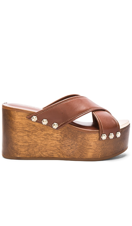 RACHEL ZOE Maddi Heel in Brown