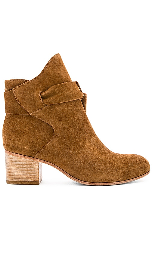 RACHEL ZOE Kate Bootie in Tan