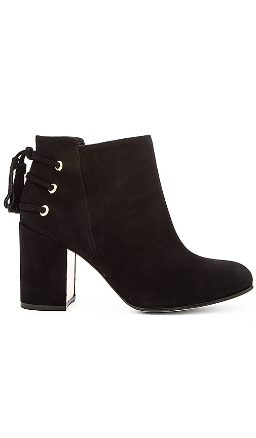 RACHEL ZOE Twiggy Bootie in Black