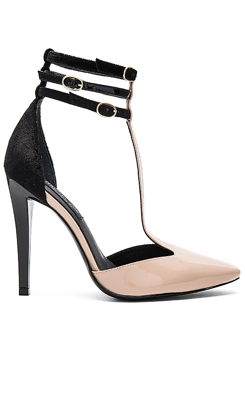 RACHEL ZOE Sadi Heel in Blush