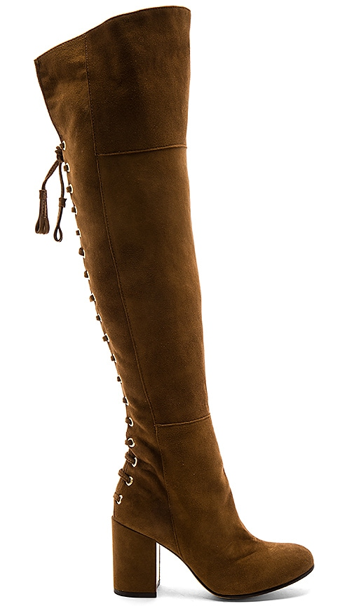 RACHEL ZOE Twilight Boot in Cognac