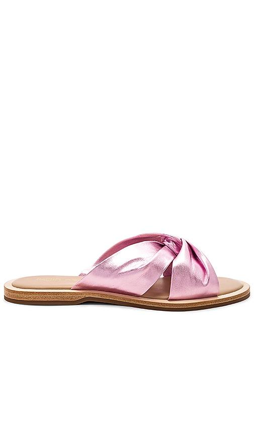 RACHEL ZOE Hampton Sandal in Pink