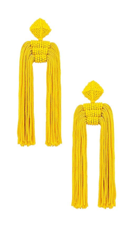Dupio Tassel Earrings