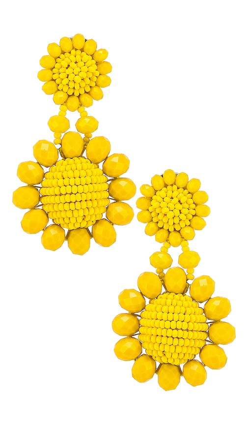 Mini Regal Drop Earrings
