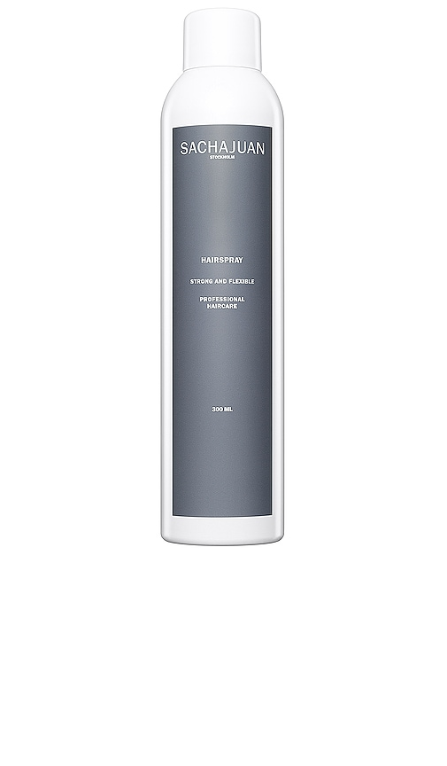Strong and Flexible Hairspray