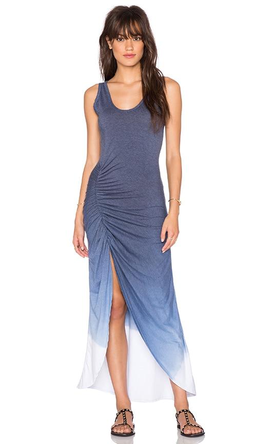 Saint Grace Gita Maxi Dress in Liberty Ombre Wash