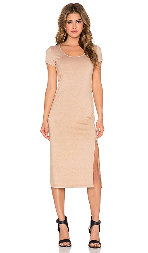 Saint Grace Tilly Midi Dress in Sahara